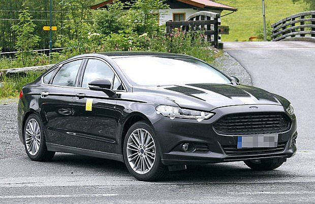 Ford Modeo 2013