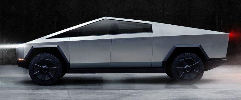 Elon Musk i Jay Leno wybrali się na wycieczkę pod LA Teslą Cybertruck