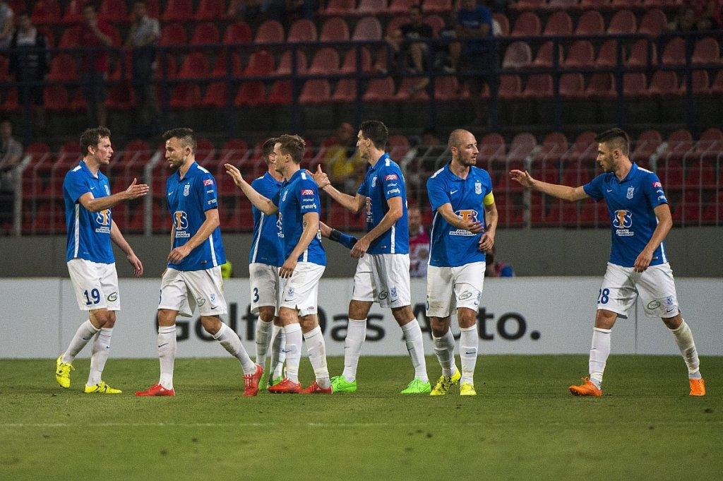 Videoton Szekesfehervar - Lech Poznań 0:1. Liga europejska. Transmisja TV. Gdzie obejrzeć?