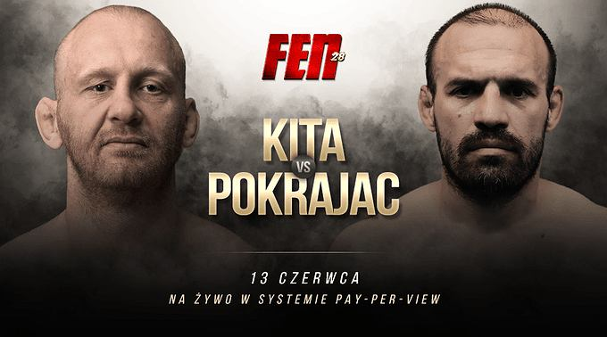 FEN MMA 28 : Kita - Pokrajac