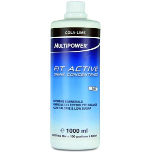 Multipower Fit Active Concentrate