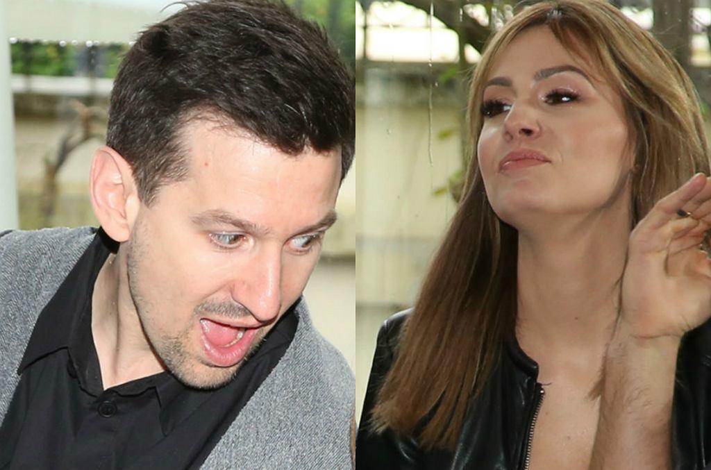 Maciej Rock, Agnieszka Hyży