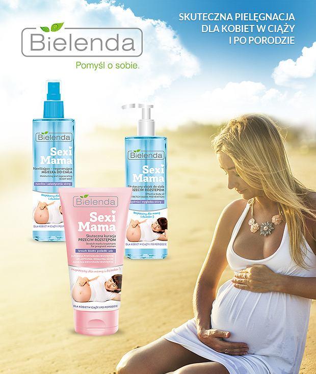 Test konsumencki kosmetyków Bielenda Sexi Mama
