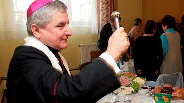Biskup kaliski Edward Janiak