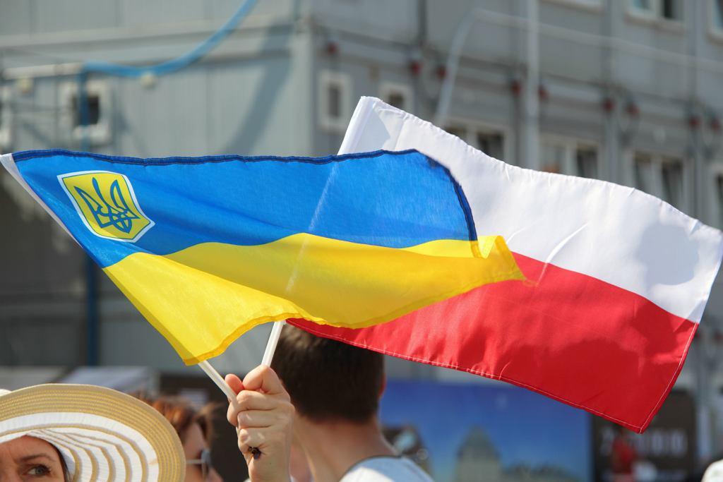Czynnikiem sprzyjającym tworzeniu się polsko-ukraińskich relacji jest bliskość kulturowa i językowa obu krajów (fot: Sławomir Kamiński/ Agencja Gazeta)