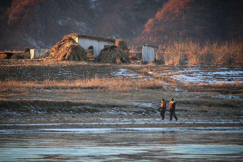 Krajobraz Korei Północnej
