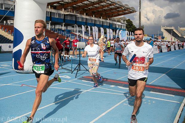 Zdjęcie numer 69 w galerii - PKO Bieg Charytatywny. Na Zawiszy pomagali biegając [ZDJĘCIA]