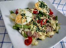 Dietetyczna sałatka nicejska - ugotuj