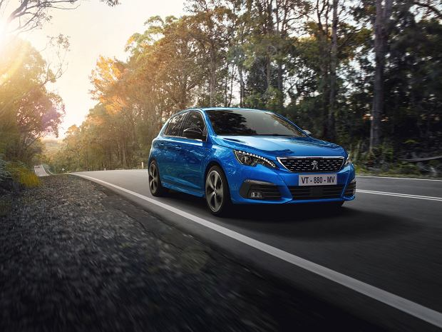 Peugeot 308 facelifting 2020