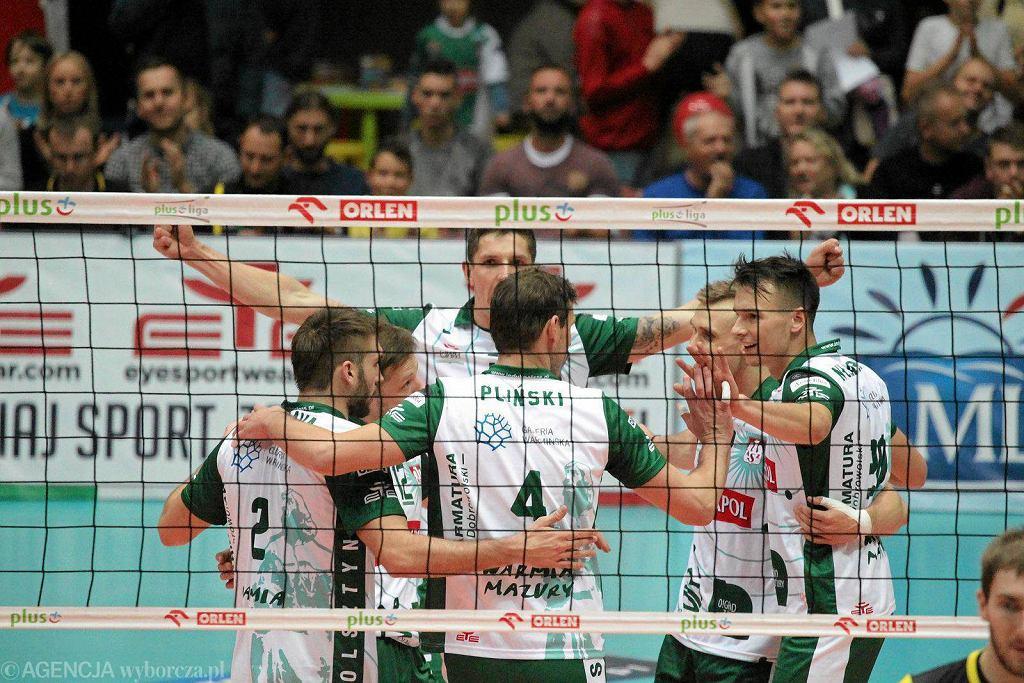 Indykpol AZS Olsztyn - GKS Katowice 3:0