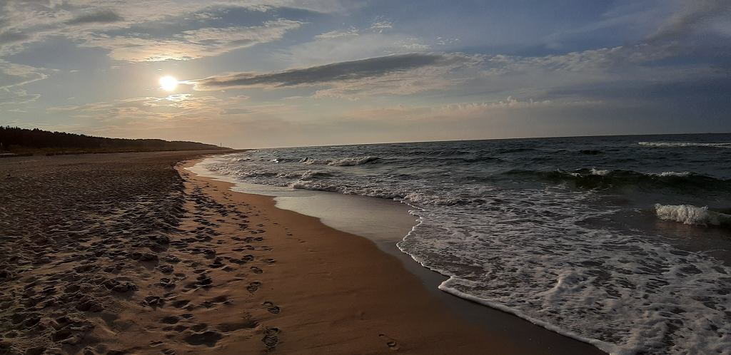 Plaża w Juracie
