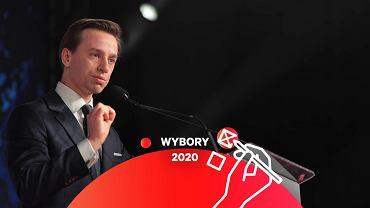 Wybory 2020 - Krzysztof Bosak.