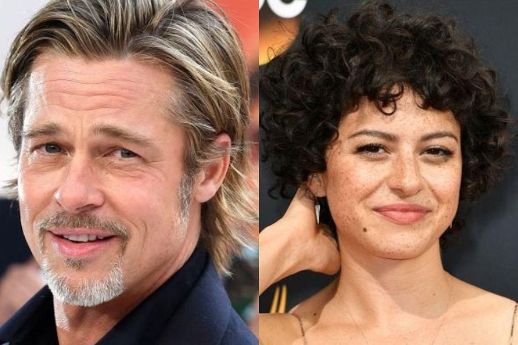 Brad Pitt, Alia Shawkat