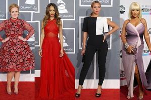 Christina Aguilera, Beyonce, Adele, Rihanna