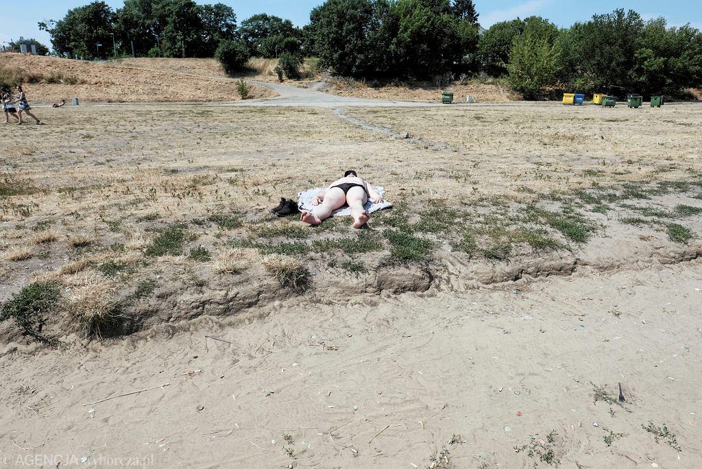 Czerwcowe upały w Polsce