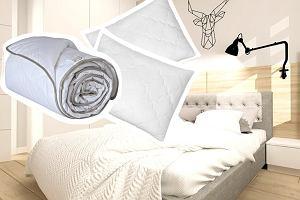 Wyprzedaż kołder i poduszek - wyposażenie sypialni teraz kupisz taniej