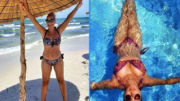 Katarzyna Skrzynecka schudła już 14 kg. '2/3 drogi za mną'. Czas realizacji? Bardzo krótki