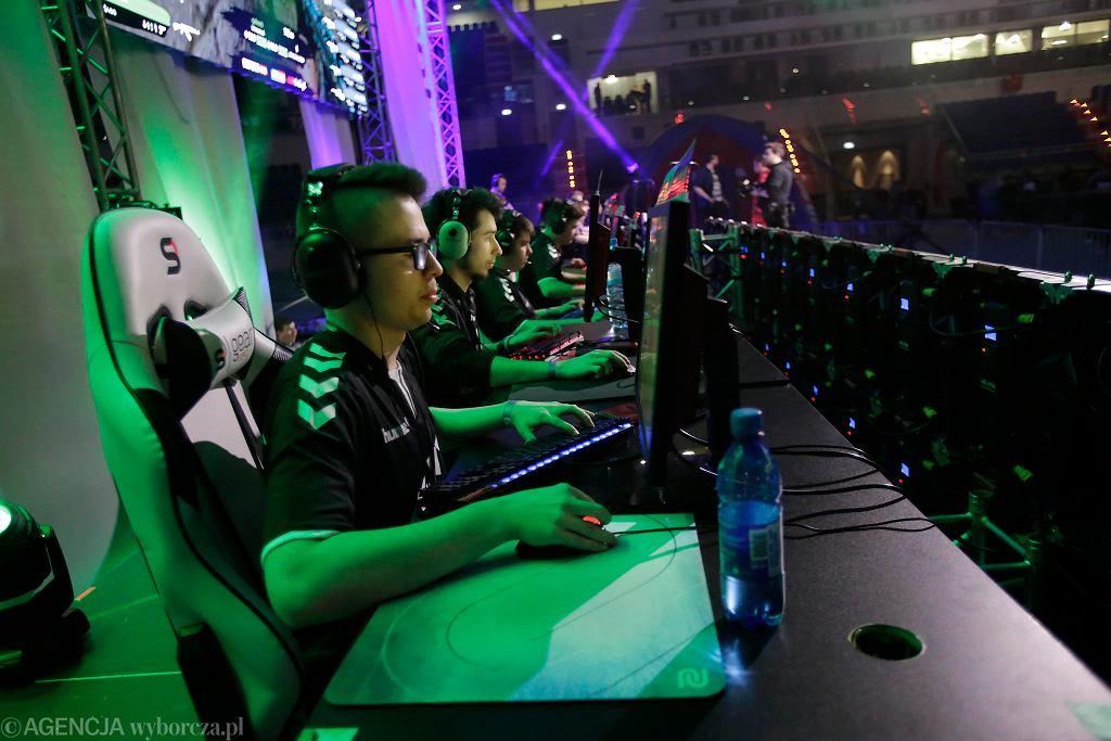 Mistrzostwa Polski północnej w Counter Strike'a w Toruniu w roku 2018