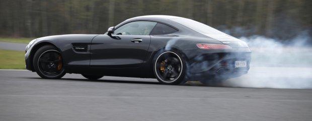 Mercedes AMG GT S