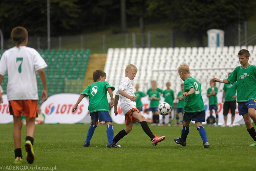 Finałowy turniej Lotos Junior Cup w Gdańsku