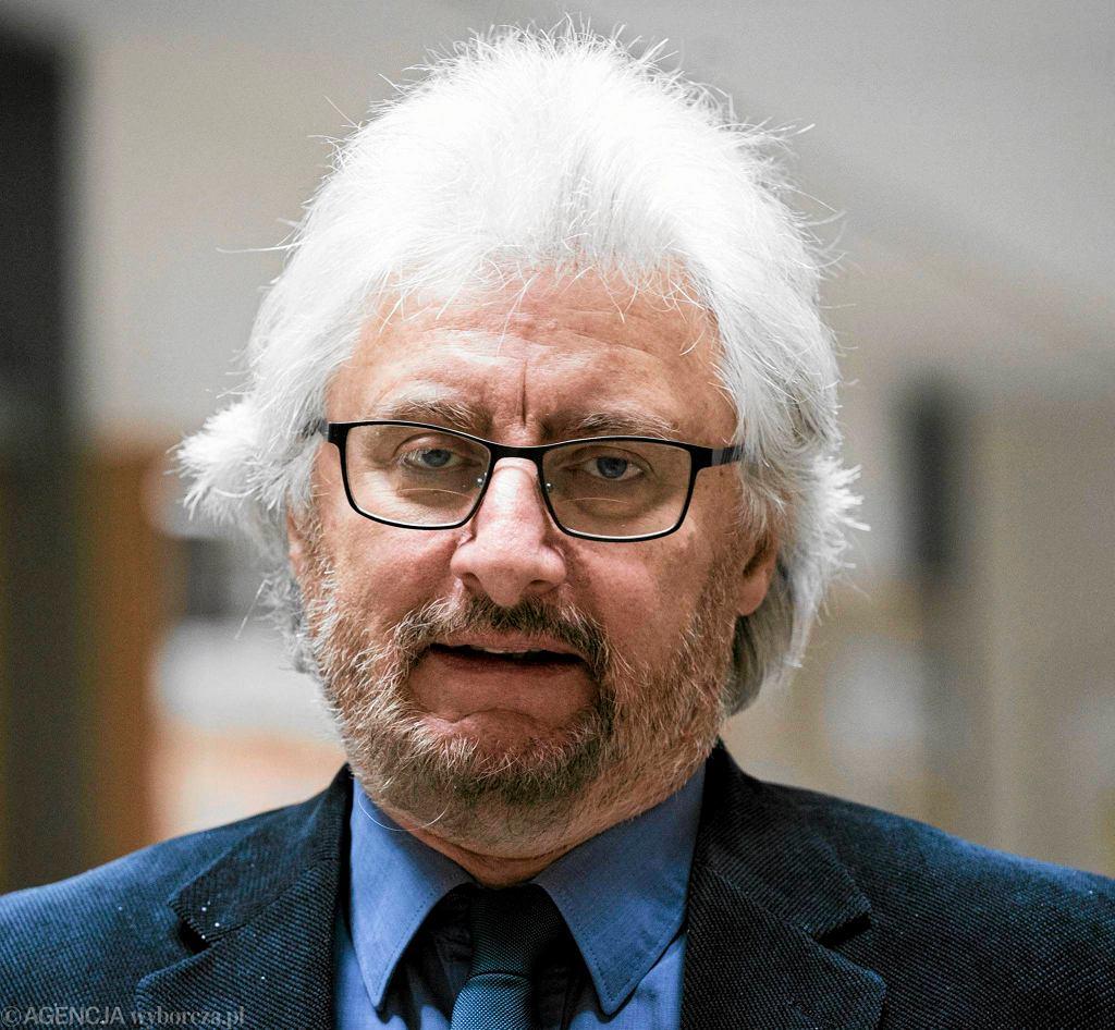 Prof. Radosław Markowski, politolog z Uniwersytetu SWPS