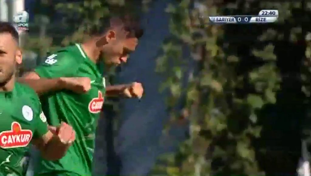 Jarosław Jach strzelił gola w Turcji