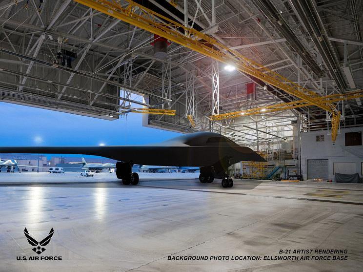 Bombowiec B-21