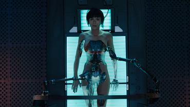 Scarlett Johansson jako Major