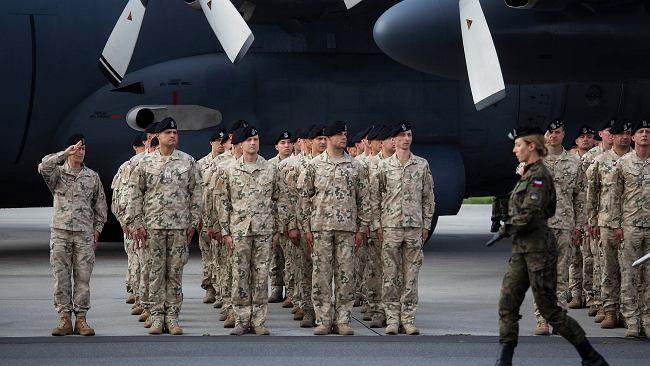 Koniec polskiej misji wojskowej w Afganistanie. Ostatni żołnierze powrócili do domu