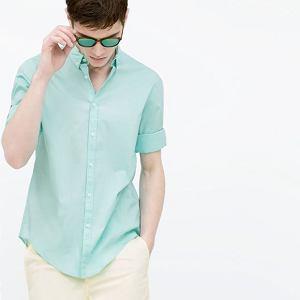 Koszula z kolekcji Zara. Cena: 129 zł