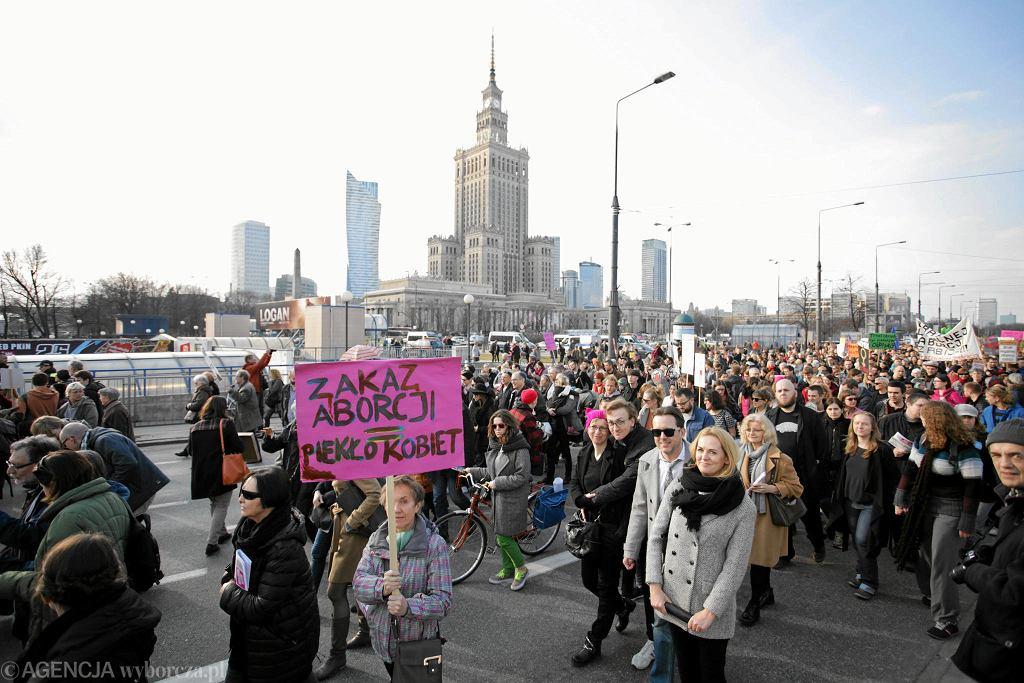 Ubiegłoroczna warszawska Manifa
