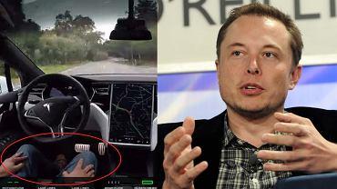 Elon Musk tworzy w pełni autonomiczny samochód