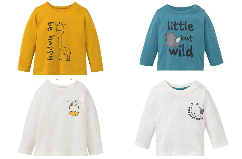 Lidl. Promocja na bluzy dla dzieci