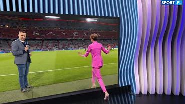 Polsat News zaprezentował nową technologię w studiu sportowym (zdjęcie ilustracyjne)