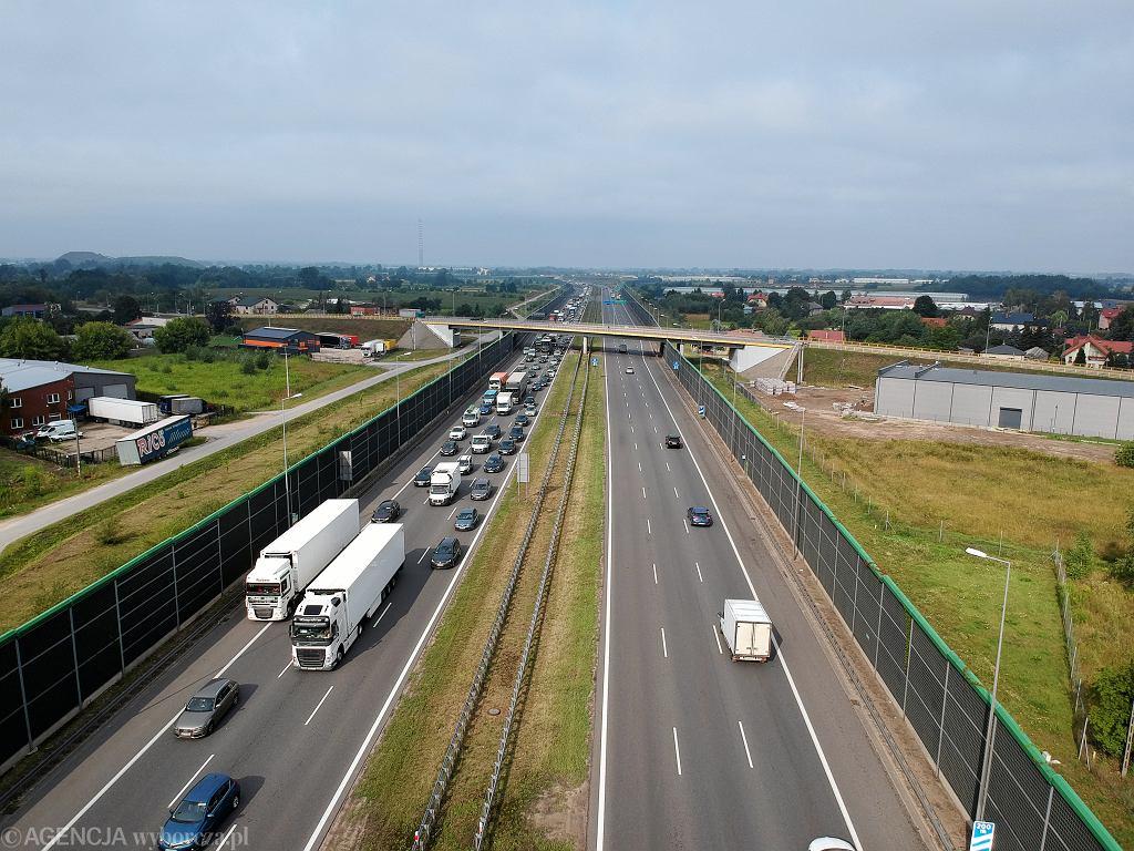 Autostrada A2 / zdjęcie ilustracyjne