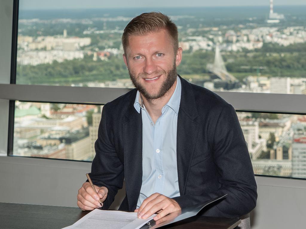 Kuba Błaszczykowski kupił apartamenty w Warszawie
