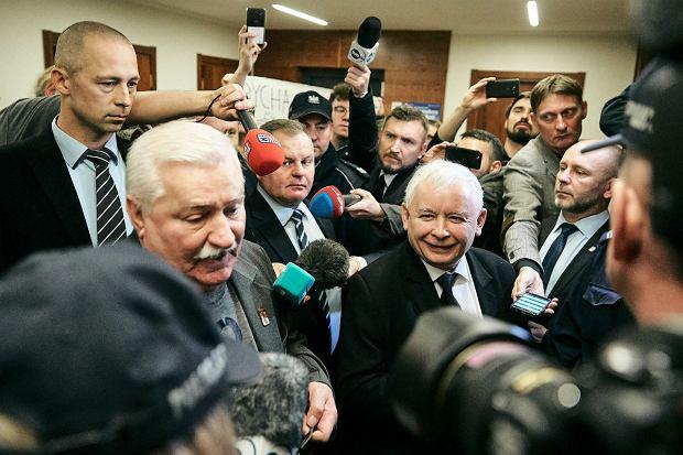 Zdjęcie numer 2 w galerii - Lech Wałęsa musi przeprosić Jarosława Kaczyńskiego