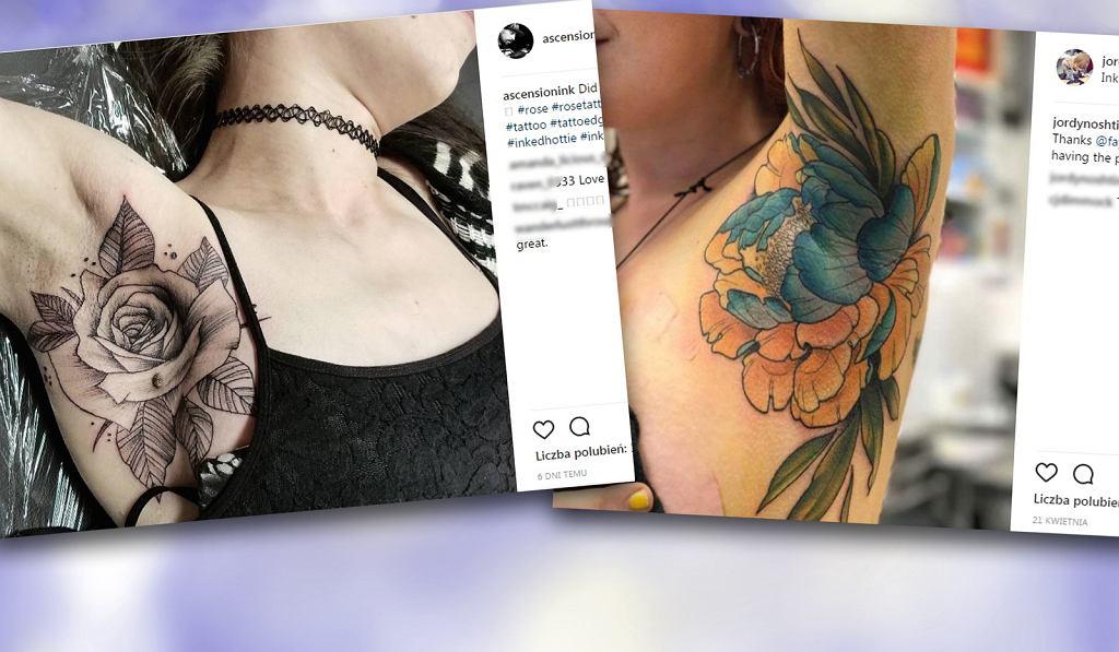 Na Tatuaż W Tym Miejscu Decyduje Się Coraz Więcej Osób To
