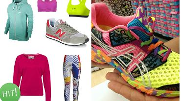 Trendy w modzie fitness