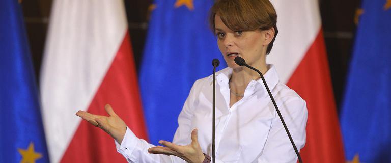 Jadwiga Emilewicz rozstaje się z Porozumieniem. Pozostanie w klubie PiS