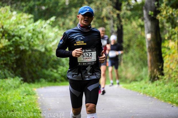 Zdjęcie numer 34 w galerii - Silesia Marathon. Chłód i wiatr niestraszne, rekord pobity! [ZDJĘCIA]