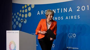 Szczyt G20 w Buenos Aires, 1.12.2018.