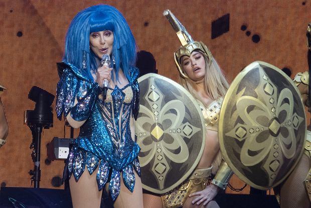 Cher rozpoczęła europejską trasę koncertową!