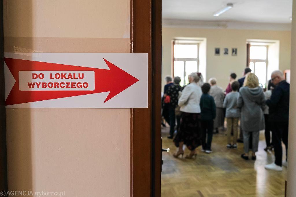 Wybory parlamentarne 2019. W jakich godzinach otwarte będą lokale wyborcze? (zdjęcie ilustracyjne)