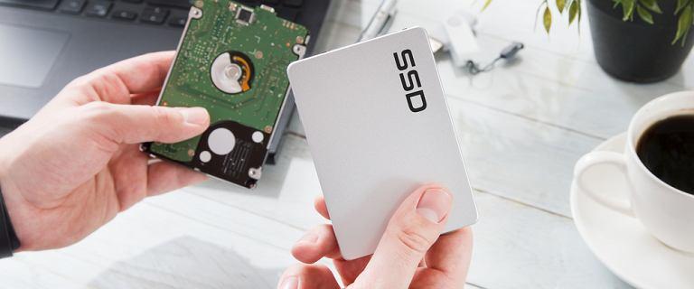 Dyski SSD w niższych cenach - wybraliśmy modele z zimowych wyprzedaży