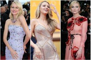 Biżuteryjne suknie w Cannes 2016