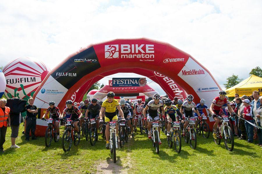 Bike Maraton w Głuszycy
