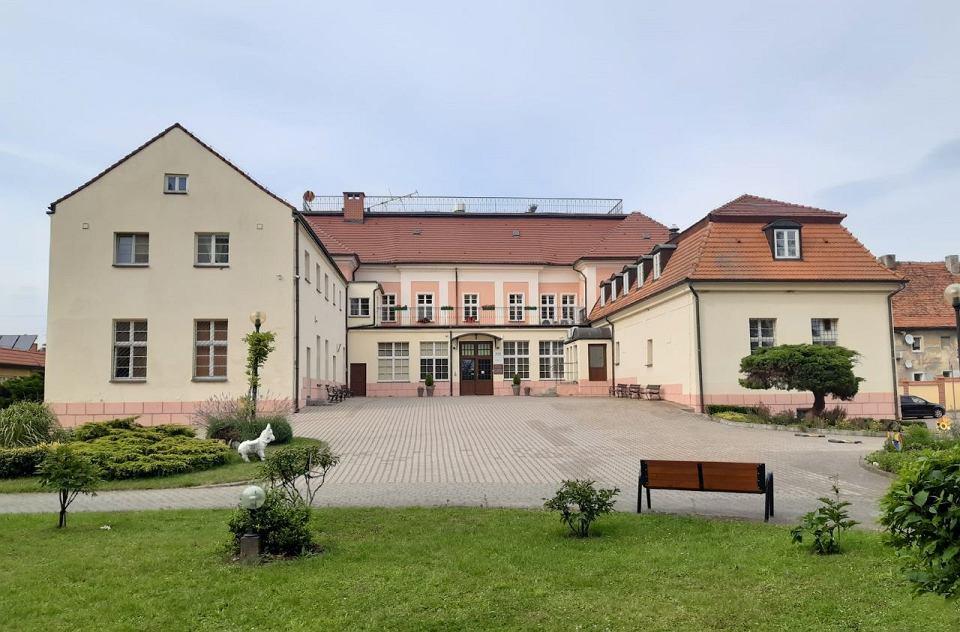 Zakład Opiekuńczo-Leczniczy dla Dzieci w Wierzbicach