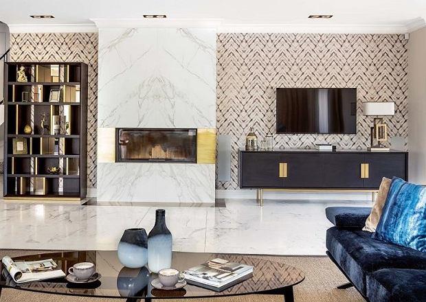 Mieszkanie w nowojorskim stylu pełne nieprzeciętnych detali