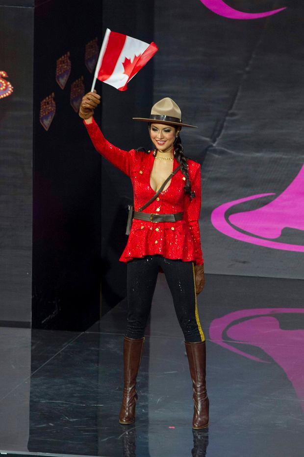 Riza Santos, Miss Kanady